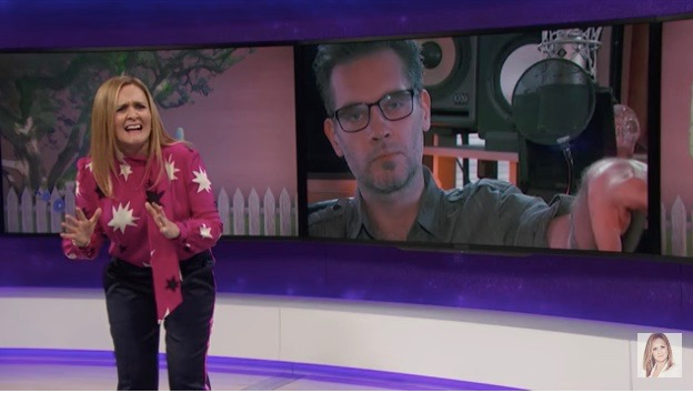 Samantha Bee can't understand Bo Bice