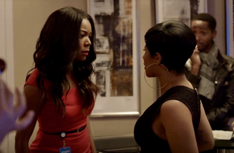 """Gabrielle Union and Cardi B. on """"Being Mary Jane"""""""