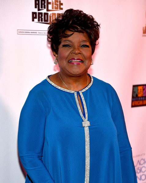 Pastor Shirley Caesar attends the NMAAM 2016 Black Music Honors on August 18, 2016 in Nashville, Tennessee.