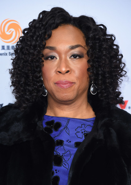 Shonda Rhimes attends the 44th International Emmy Awards at New York Hilton on November 21, 2016 in New York City.