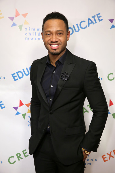 Terrence Jenkins attends Zimmer Children's Museum Discovery Award Dinner at Skirball Cultural Center on November 15, 2016 in Los Angeles, California.