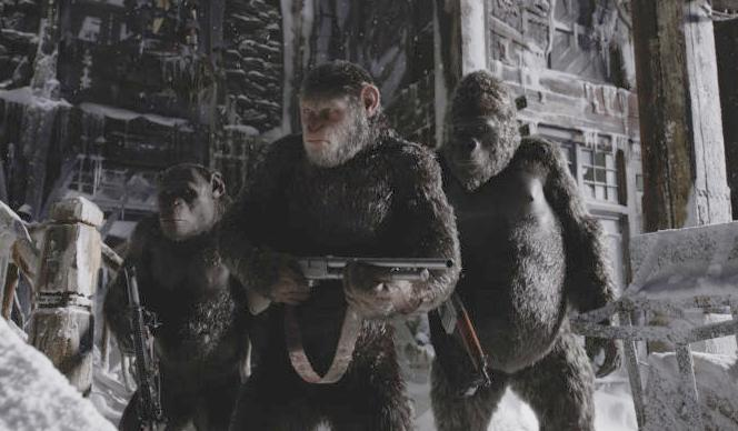 War for the Planet-of-Apes