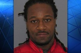 Adam Jones arrested early Tuesday morning. Hamilton County Sheriff's Office