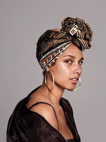 Alicia Keys On Social Norms: 'Let A Boy Dance, Paint His Nails'  Alicia Keys
