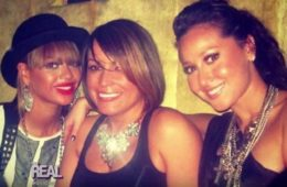 beyonce angie adrienne