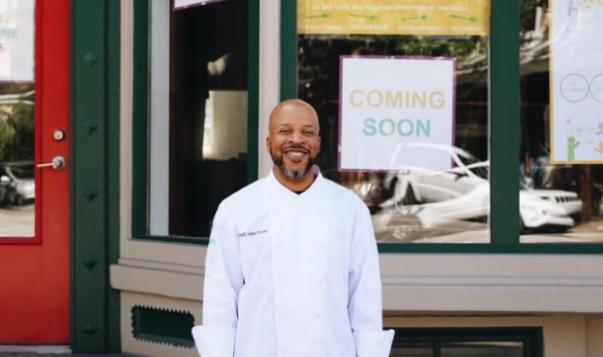 donnell jones - pay what you can restaurant