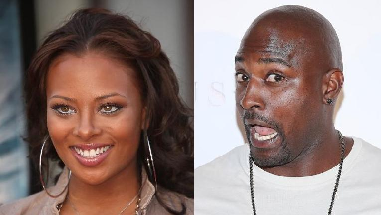 eva marcille & marcellus wiley