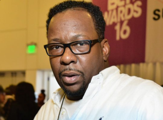 bobby brown loses blood