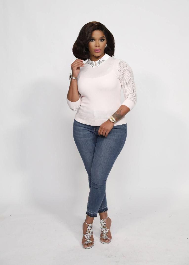 joseline in jeans - the real