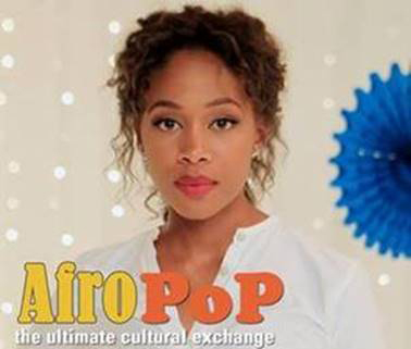 Nicole Beharie hosts 'Afro-PoP' on WORLD Channel.