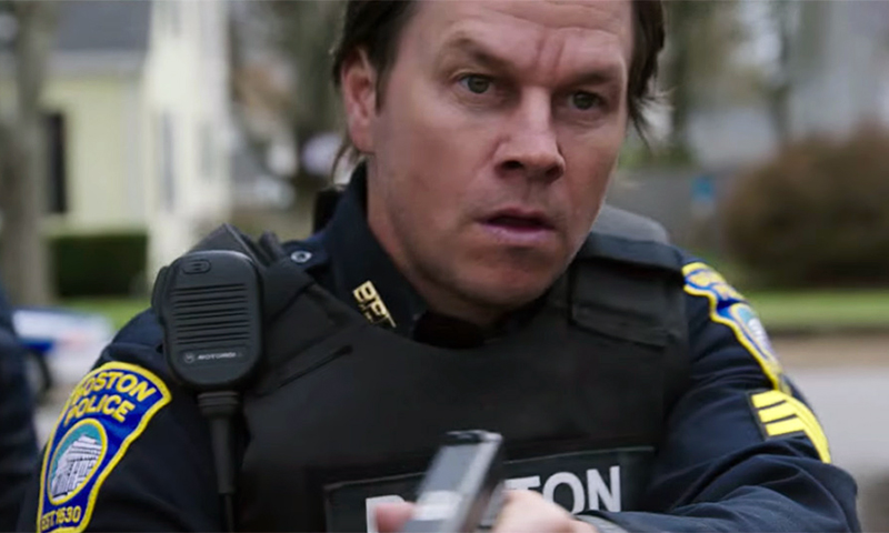 Academy Award nominated Mark Wahlberg stars in and co-produces Patriots Day.