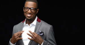 Rickey Smiley Slams 'Thirsty' Blog for Printing #FakeNews About Him and Porsha Williams