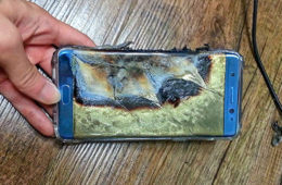 samsung galaxy note 7 (after fire)