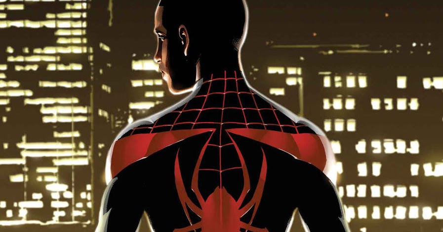 Sony Pictures Animation's Spider-Man is Miles Morales - not Peter Parker and he arrives in theatres December 21, 2018.