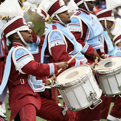 The Marching Tornadoes from Talladega College will take part in President-elect Donald Trump's inauguration on Jan. 20, school officials announced.