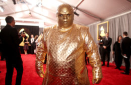 ceelo green at 2017 grammy awards