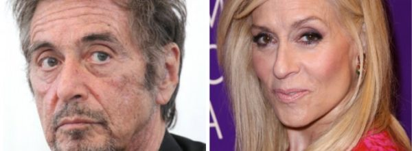 al Pacino and Judith Light star in 'God Looked Away'