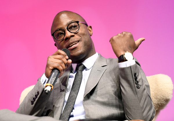 Director Barry Jenkins of 'Moonlight speaks onstage at the Outstanding Director's Award during the 32nd Santa Barbara International Film Festival at the Arlington Theatre on February 7, 2017 in Santa Barbara, California.