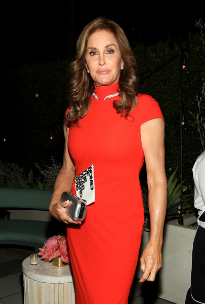 TV personality Caitlyn Jenner attends Glamour Women of the Year 2016 Dinner at Paley on November 14, 2016 in Hollywood, California.