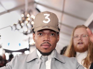 Chance+Rapper+59th+GRAMMY+Awards+Red+Carpet+cwIYBsUvKnAl