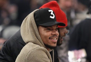 Chance+Rapper+Verizon+Slam+Dunk+Contest+2017+6tFGUWtMMzyl