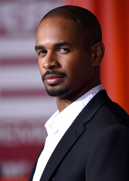 """Actor Damon Wayans Jr. attends the premiere of Disney's """"Big Hero 6"""" at the El Capitan Theatre on November 4, 2014 in Hollywood, California."""