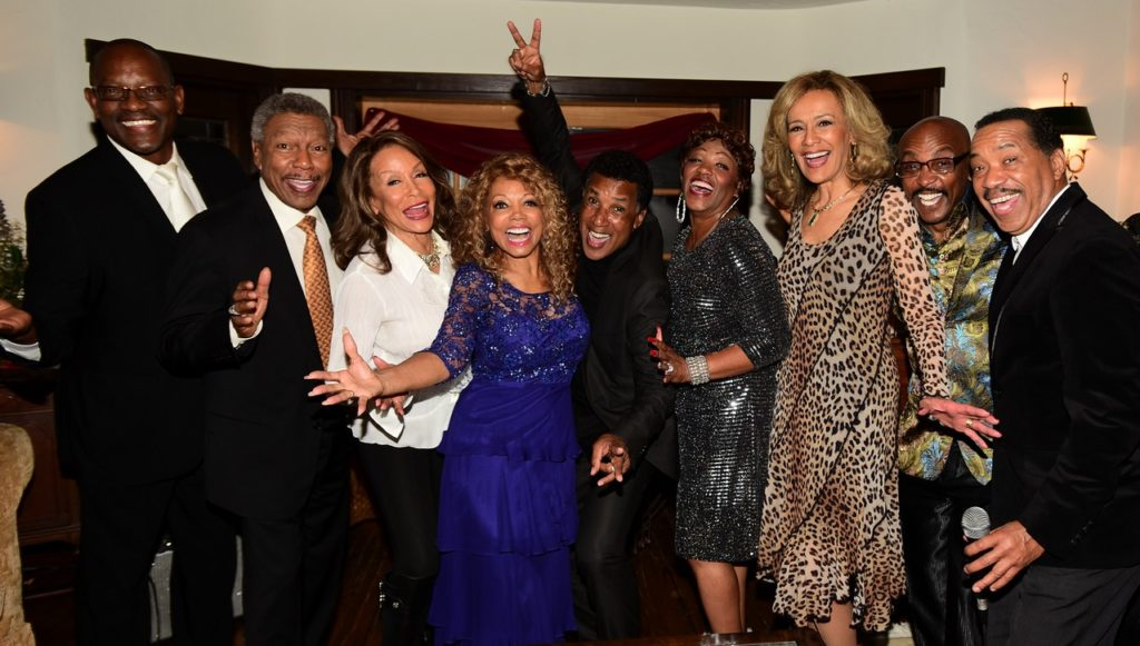 Florence LaRue party 2017