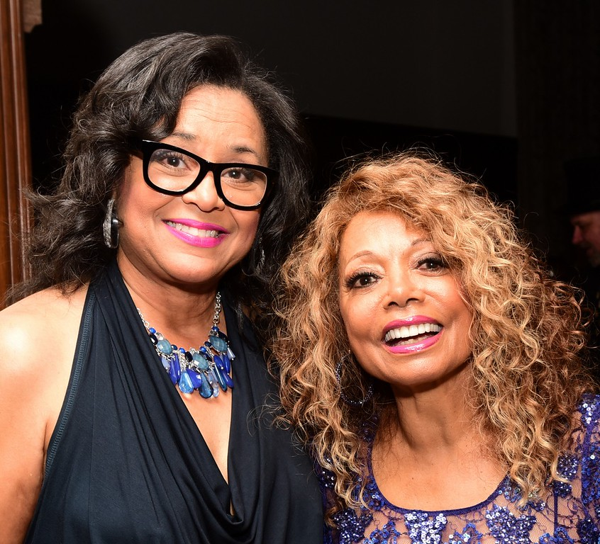 75? No Way! Florence LaRue wears it well. Gail Gibson & Gibson PR throw stellar bash for the 5th Dimension diva. (02/18/17)