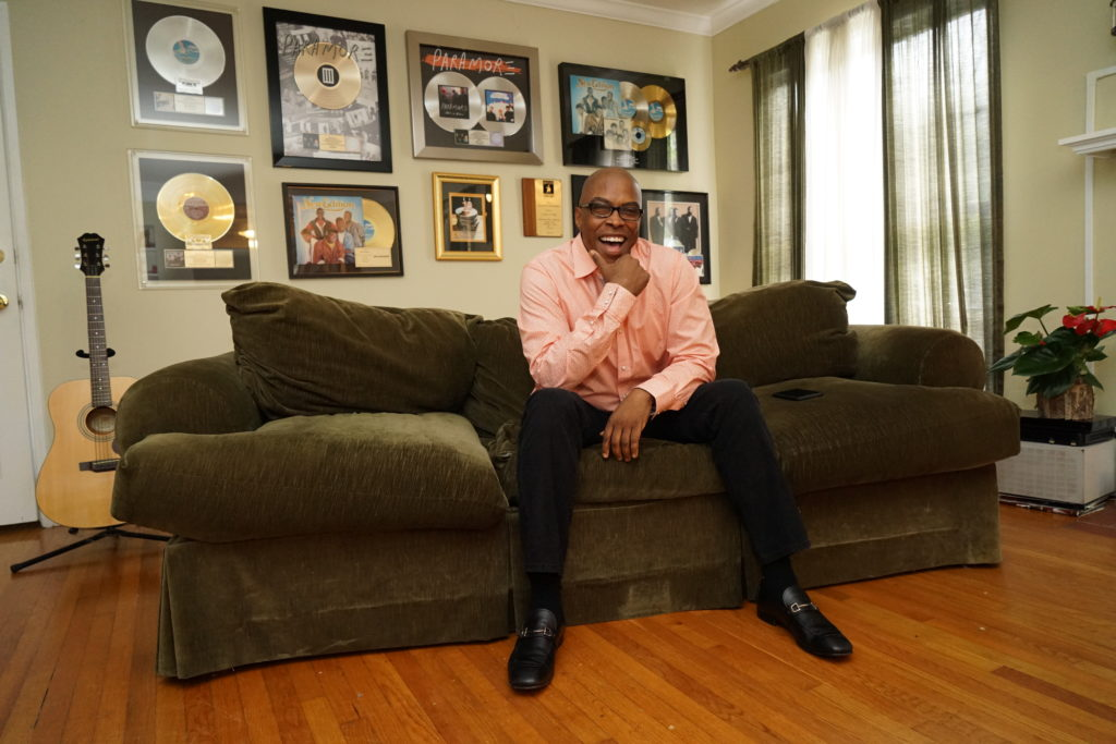 Vincent Brantley reflects on his days writing and producing for New Edition, while making big plans as a filmmaker via Vincent Brantley Entertainment.