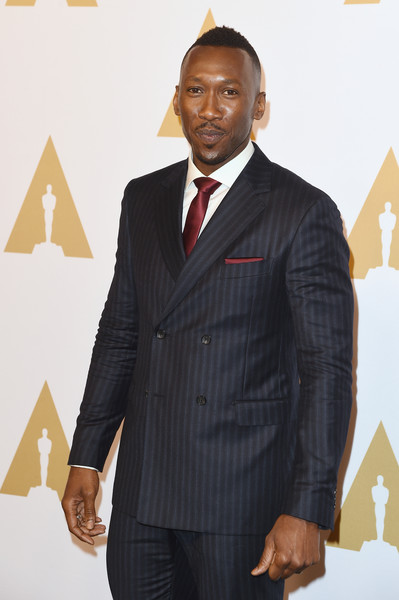Actor Mahershala Ali attends the 89th Annual Academy Awards Nominee Luncheon at The Beverly Hilton Hotel on February 6, 2017 in Beverly Hills, California.
