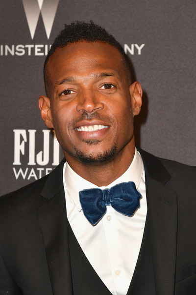 Actor Marlon Wayans attends The Weinstein Company and Netflix Golden Globe Party, presented with FIJI Water, Grey Goose Vodka, Lindt Chocolate, and Moroccanoil at The Beverly Hilton Hotel on January 8, 2017 in Beverly Hills, California.