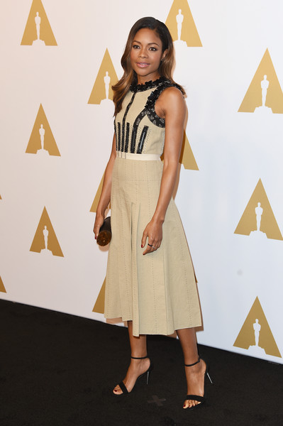 Actress Naomie Harris attends the 89th Annual Academy Awards Nominee Luncheon at The Beverly Hilton Hotel on February 6, 2017 in Beverly Hills, California.