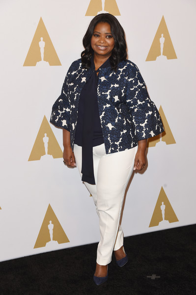 Actress Octavia Spencer attends the 89th Annual Academy Awards Nominee Luncheon at The Beverly Hilton Hotel on February 6, 2017 in Beverly Hills, California.