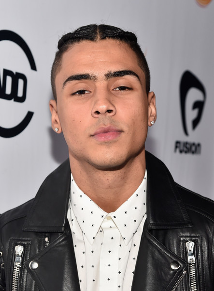 Actor/recording artist Quincy Brown attends the ALL Def Movie Awards at Lure Nightclub on February 24, 2016 in Hollywood, California.