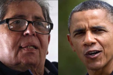 Robert Martinez Gill & Obama