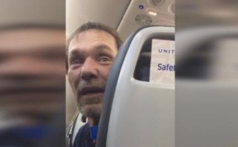 United Airlines passenger removed from flight for making racist comments