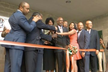 Ribbon cutting ceremony for FAMU-based Black Television News Channel (Feb. 24, 2017)