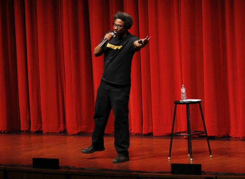 W. Kamau Bell at Cal Poly (Jan 31, 2017)
