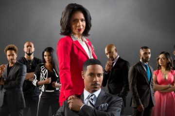 Brian white - penny johnson jerald & cast of media
