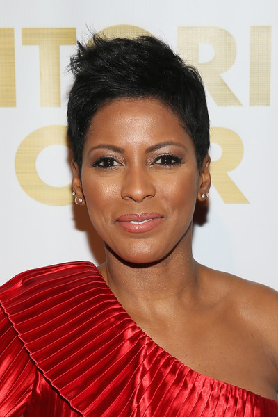 News anchor Tamron Hall attends the National CARES Mentoring Movement's 2nd Annual 'For the Love of Our Children' Gala at Cipriani 42nd Street on January 30, 2017 in New York City.