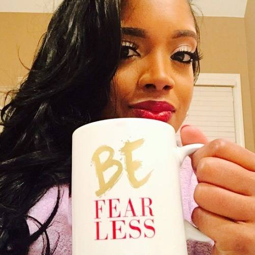 arian simone-be fearless cup