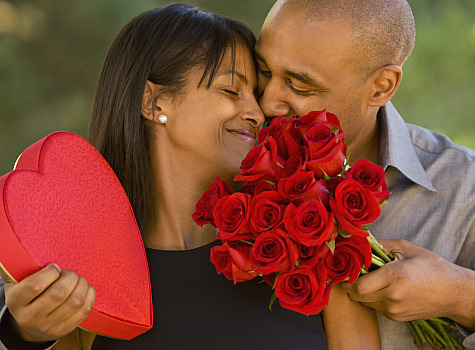 Couples Images Hd African-american Flowers Hookup
