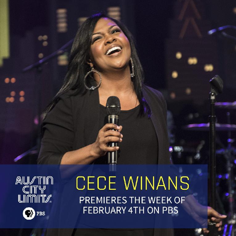 cece winans - austin city limits