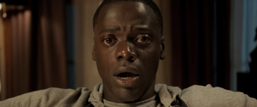 Daniel Kaluuya in a scene from Universal Pictures 'Get Out'