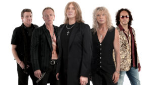 Six-Time MTV Video Award nominated Def Leppard.