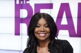 gabrielle union - the real