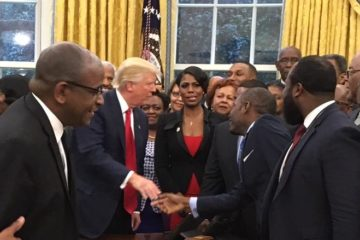 hbcu presidents & trump - white house1
