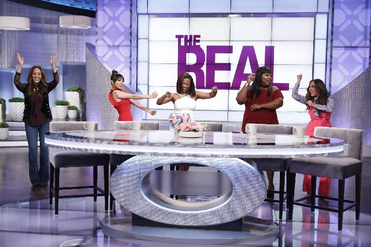 kandi burruss - the real crew