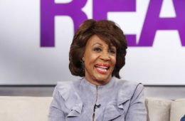 maxine waters - the real