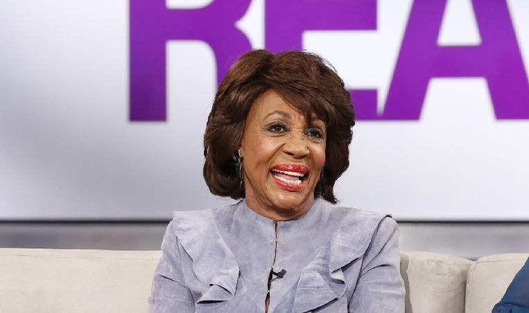 maxine waters - the real1